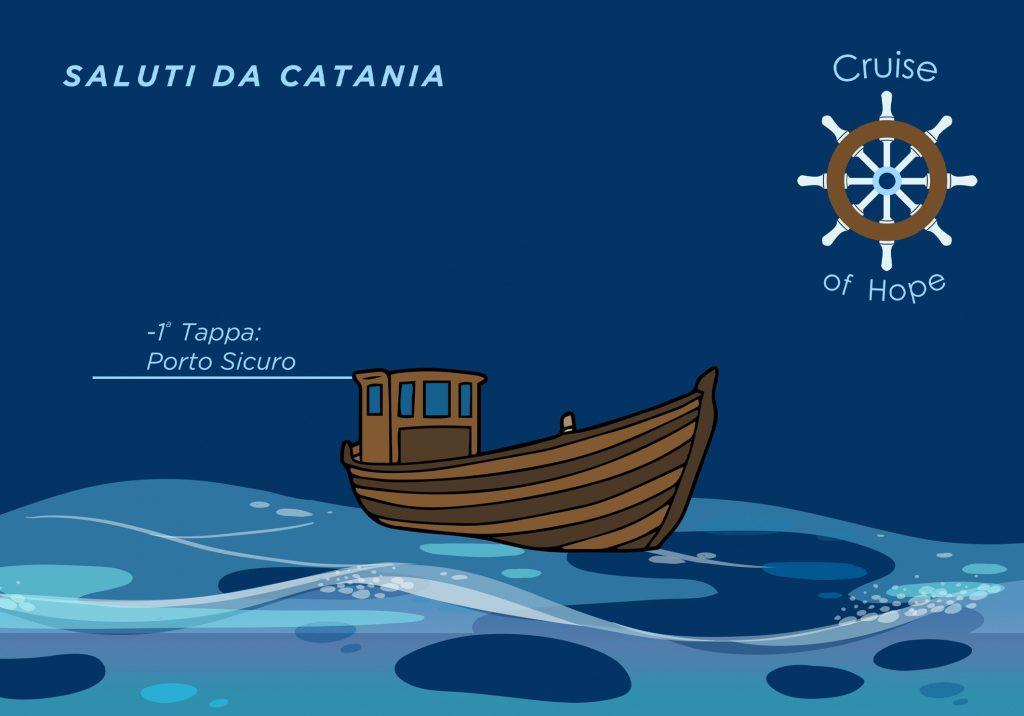 Saluti da Catania