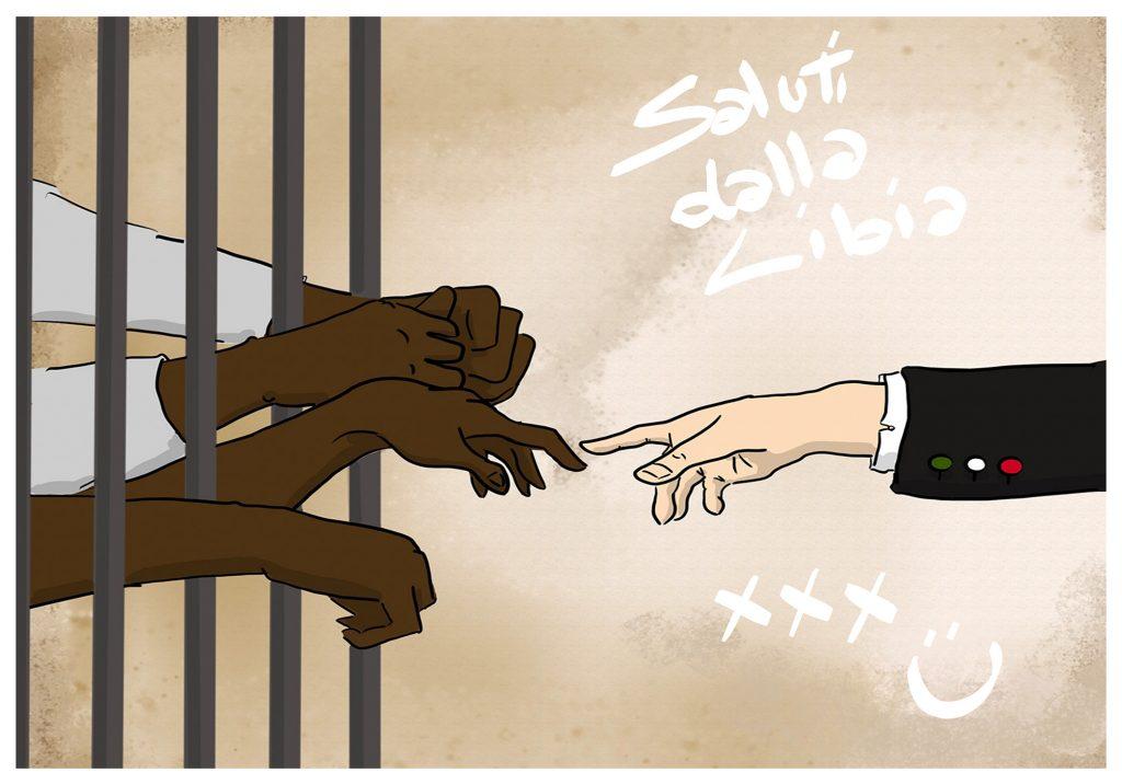 Saluti dalla Libia