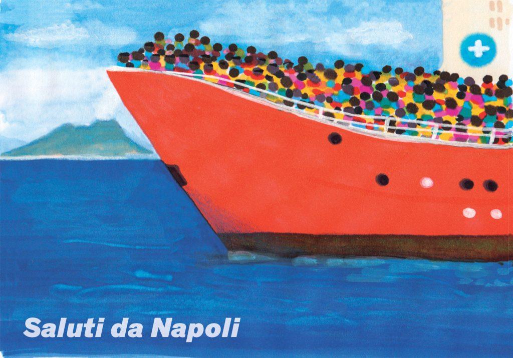 Saluti da Napoli