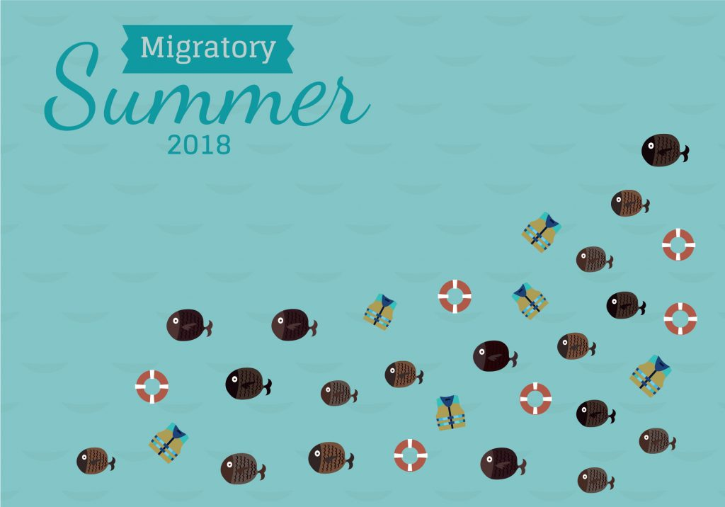 Migratory Summer 2018
