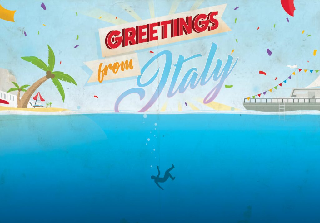 Greetings from Italy