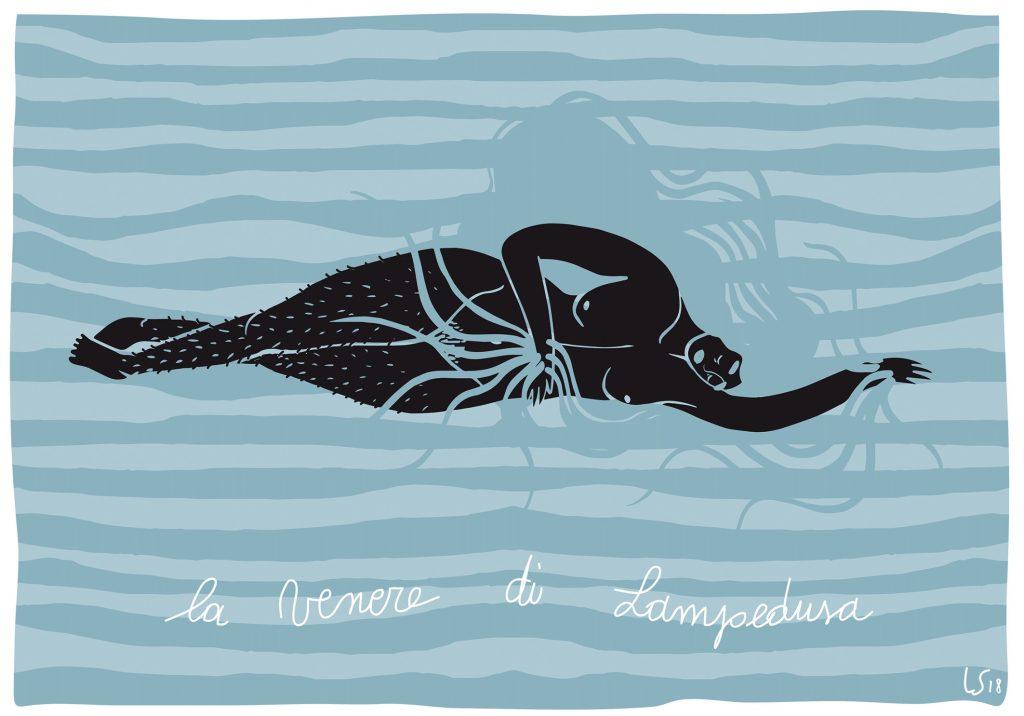 La Venere di Lampedusa