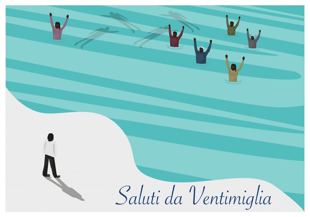 Saluti da Ventimiglia