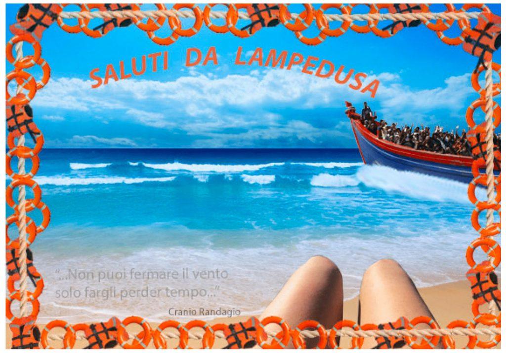 Saluti da Lampedusa
