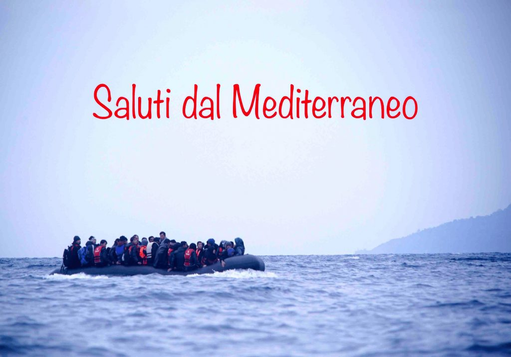 Saluti dal Mediterraneo