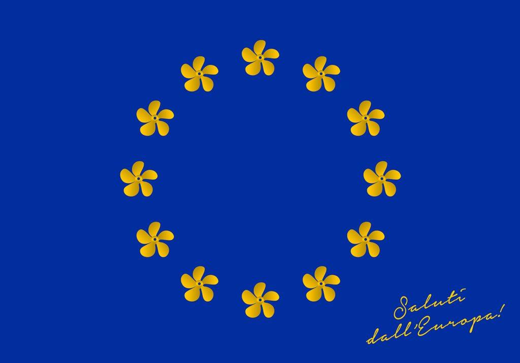 Saluti dall'Europa